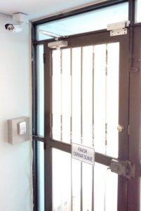 Instalación y mantenimiento de Control de accesos y sistemas de seguridad
