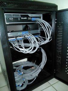 Mantenimiento e instalación de redes informáticas y cableado estructurado
