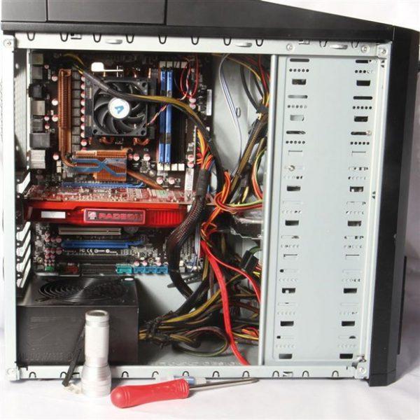 Mantenimiento Preventivo PC